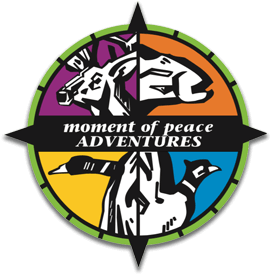 Moment Of Peace Adventures Logo